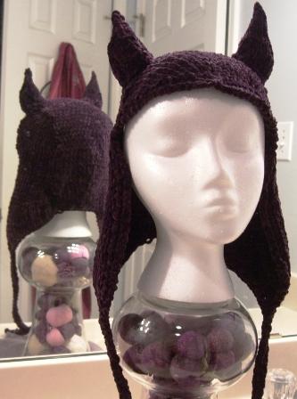Snow Devil Hat